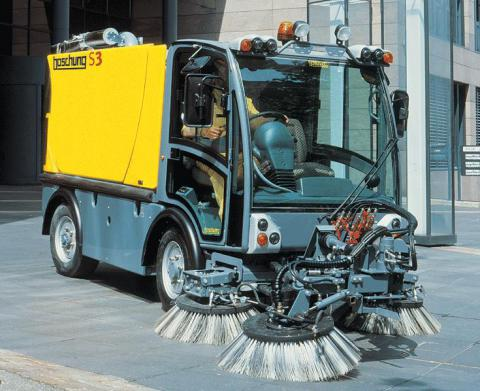 SWEEPER BOSCHUNG S3